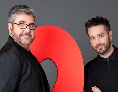 El test de Jimeno y María Gómez: ¿Qué opinan de Dani, Flo y el resto de colaboradores del programa?