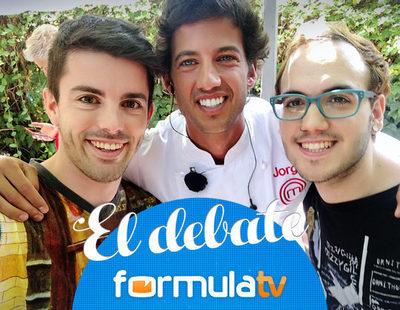 'FormulaTV. El debate': Analizamos con Jorge, ganador de 'MasterChef 5', todos los detalles de la edición