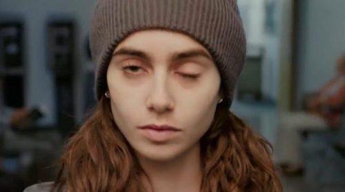 'Hasta los huesos': Lily Collins se sumerge en una historia de anorexia en el tráiler de la tv movie