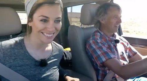 "Planeta Calleja': Jesús Calleja ""pesca"" a Blanca Suárez para su última aventura de la temporada"