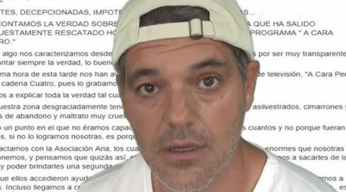 """Frank Cuesta, enfadado, carga duramente contra 'A cara de perro': """"El programa ahora es una puta mierda"""""""