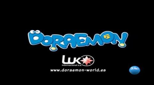 Intro de 'Doraemon' en español de España