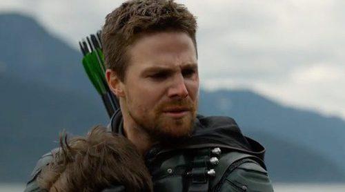 'Arrow': Acción, tensión y sorpresas protagonizan el tráiler de la sexta temporada