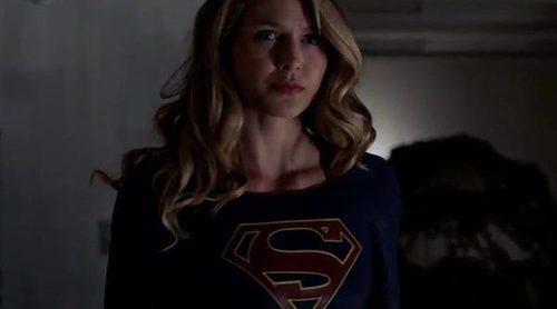 'Supergirl': Tráiler de la tercera temporada de la serie con Erica Durance como madre de Kara Zor-El