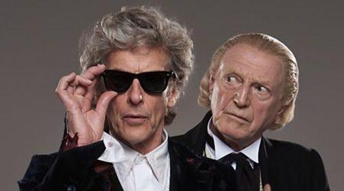 'Doctor Who': Primer teaser del especial navideño en el que se despedirá Peter Capaldi