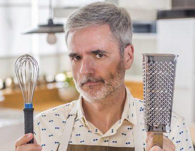 """Mikel López Iturriaga ('El Comidista'): """"Si Chicote fuera a mi cocina sacaría alguna cosa, es muy tocahuevos"""""""