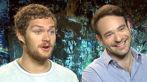 """Charlie Cox y Finn Jones: """"'The Defenders' no quieren trabajar en grupo, es gente muy solitaria"""""""