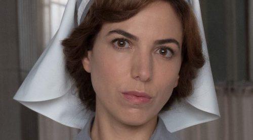 """Alicia Rubio ('Tiempos de guerra'): """"Todo está tratado con el contexto histórico, que le da otra dimensión"""""""