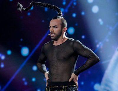 'The X Factor': Slavko Kalezic (Eurovisión 2017) sorprende a Simon Cowell en su audición para el programa