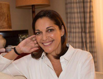 """Cristina Plazas: """"Me encantaría estar en la nueva temporada de 'Vis a vis'. Lo disfruté mucho"""""""