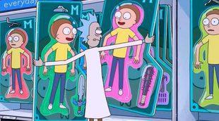 'Rick y Morty': Cabecera de la tercera temporada de la serie de animación para adultos