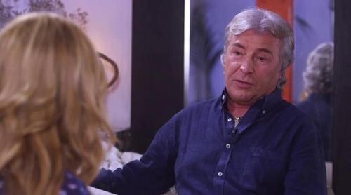 Entrevista de Ángel Nieto en 'Contigo quería yo hablar', de Cristina Tárrega, en Telemadrid