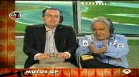 'Homo Zapping' parodia la cobertura de Ángel Nieto y Valentín Requena del Moto GP