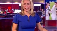 Un video erótico se cuela en los informativos de BBC