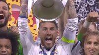 'Champions Total': Sergio Ramos protagoniza la promo de la vuelta de la Champions League a Antena 3
