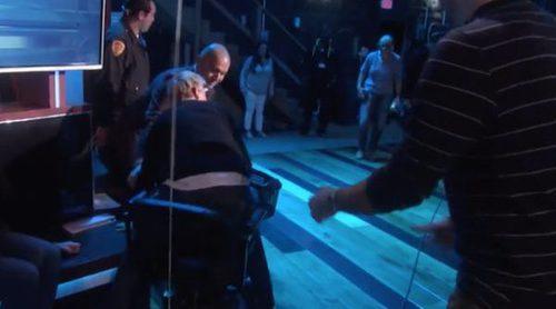 'The Ellen DeGeneres Show': Así fue el accidente de Ellen con una scooter en el plató del programa