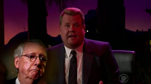 "James Corden versiona ""Despacito"" para resumir la actualidad del verano en 'The Late Late Show'"