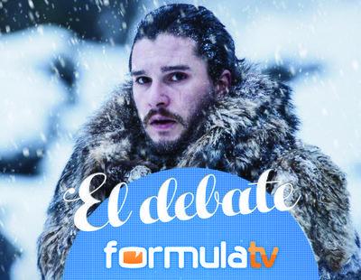 'FórmulaTV. El debate': ¿Es coherente el 7x06 con 'Juego de Tronos'?