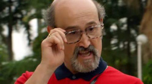 'Narcos': Primeras imágenes de Javier Cámara en la tercera temporada