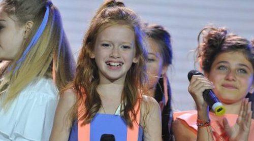 """Eurovisión Junior 2017: Anastasiia Bahinska representa a Ucrania con la canción """"Ne zupyniai"""""""