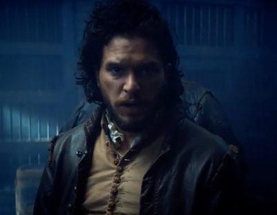 'Gunpowder': Kit Harington protagoniza el primer teaser de su nueva miniserie para BBC One