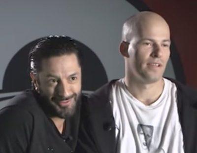 'Pekín Express': Vídeo de presentación de Rafael Amargo y Olfo Bosé en la versión italiana