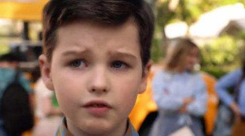 'El joven Sheldon': Nuevo tráiler del spin-off de 'Big Bang', con la llegada de Sheldon Cooper al colegio
