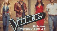 'The Voice': NBC promociona la nueva edición del programa llevando a sus coaches a los 70