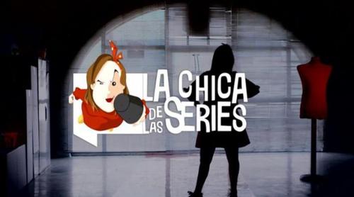 María Zamora se transforma en 'La chica de las series' en la primera promo del programa de Atreseries