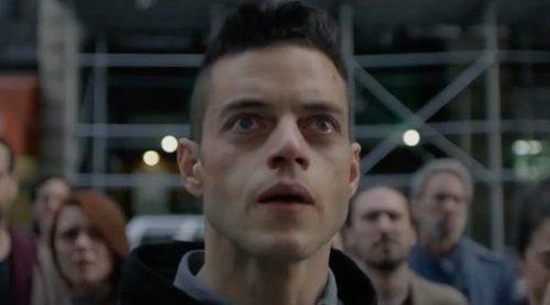 'Mr. Robot': La situación se complica para Elliot en el nuevo tráiler de la tercera temporada