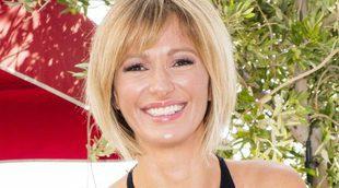 """Susanna Griso: """"Si pasa algo y estoy de vacaciones, prefiero volver que estar comiéndome la cabeza en mi casa"""""""