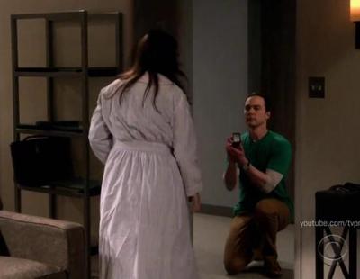Tráiler de la temporada 11 de 'The Big Bang Theory': ¿Se casarán Sheldon y Amy?