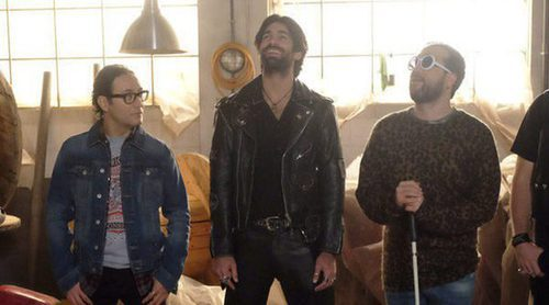 Making of de 'Ella es tu padre': Así son los sets de rodaje de la comedia de Telecinco
