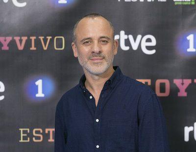 """Javier Gutiérrez ('Estoy vivo'): """"Durante un tiempo la televisión estuvo denostada de forma incomprensible"""""""