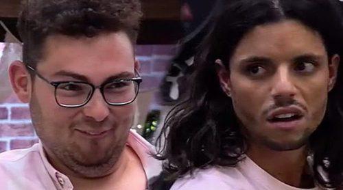 'First Dates': Ignacio y Francisco, la pareja más dispar del programa, se reencuentran en una nueva cita