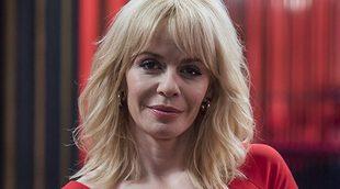 """María Adánez ('Amar es para siempre'): """"Quería empezar una carrera de personajes como Charo en televisión"""""""