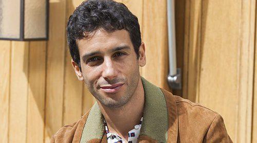 """Jonás Berami: """"Mi personaje en 'Amar es para siempre' no tiene nada que ver con Juan Castañeda"""""""