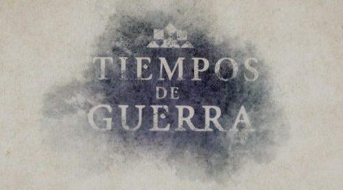 Así es la cabecera de 'Tiempos de guerra', la nueva serie de Amaia Salamanca y Álex García en Antena 3