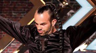 'The X Factor': Así fue la audición de Slavko (Eurovisión 2017) que le sirvió para pasar a la siguiente fase