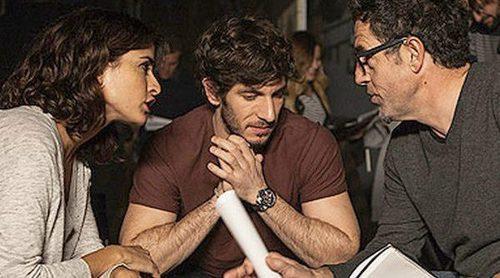 """Inés París ('El Accidente'): """"Es una serie con mucha verdad y una historia de amor peculiar"""""""
