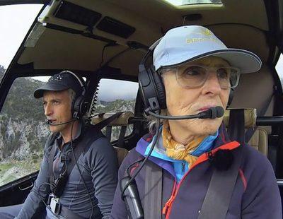 'Volando voy': Jesús Calleja viaja con Mercedes Milá hasta la Sierra de Grazalema en el nuevo avance