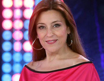 """Pepa Aniorte ('TCMS 6'): """"Miedo me dan todas las grandísimas figuras con unas voces bestiales como Raphael"""""""