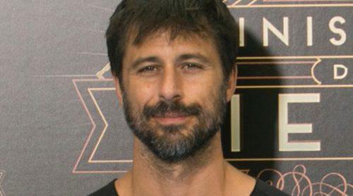 """Hugo Silva: """"Amelia es la piedra angular de 'El Ministerio del Tiempo' y va a estar presente aunque no esté"""""""