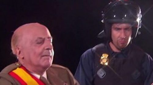Franco revive gracias a una parodia de TV3