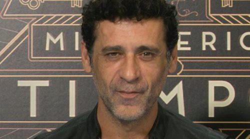 """Nacho Fresneda ('El Ministerio del Tiempo'): """"Las series están por encima de un actor"""""""