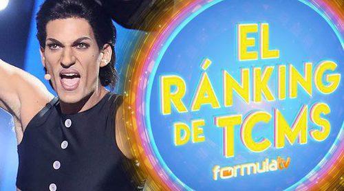 'El Ranking de TCMS': ¿Merecía Fran Dieli la victoria en la Gala 2? ¿Y David Amor el último puesto?