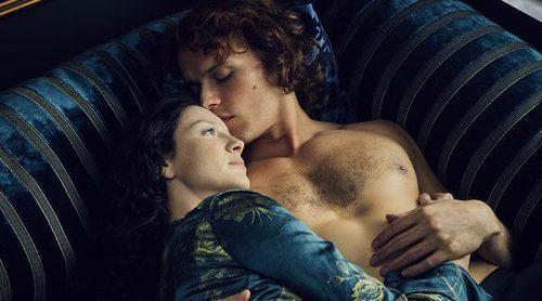 Primer vistazo al apasionado reencuentro de Jamie y Claire en un nuevo teaser de 'Outlander'