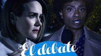 'FormulaTV. El debate': ¿Es Ally la gran odiada de 'American Horror Story: Cult'? ¿Y Beverly la revelación?