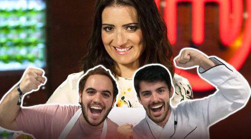 'Sí, MasterChef'': ¿Por qué Silvia Abril no ha sido realmente expulsada de 'MasterChef Celebrity 2'?