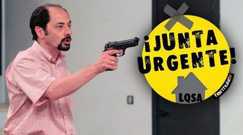 '¡Junta urgente!': La verdad sobre Germán Palomares, El Moroso de 'La que se avecina', al descubierto
